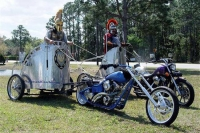 Motorcycle Chariots