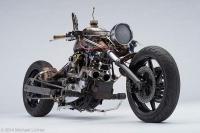 RatRod.Life ~ Rat Bikes ~ Photo by Michael Lichter