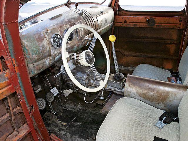 Rat Rod Interiors