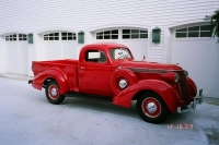 1937 Studebaker Coupe Express Pickup