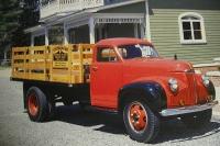 1947 Studebaker M-16-52 Stake Platform Truck