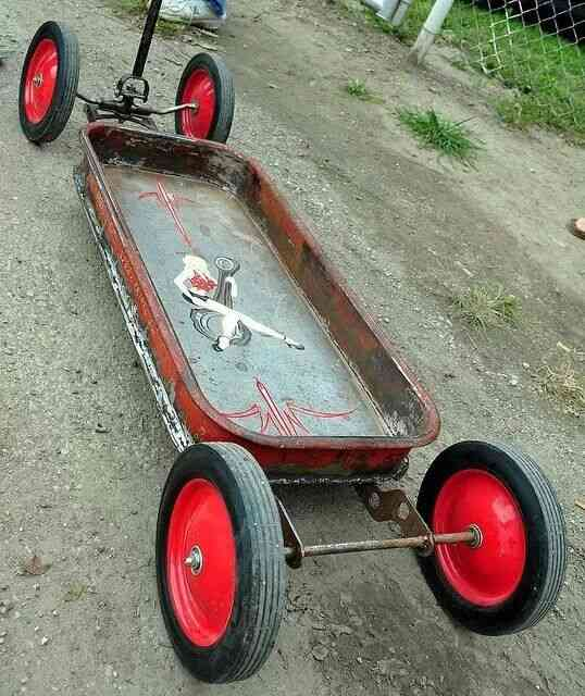 custom wagons for swap meet and camping
