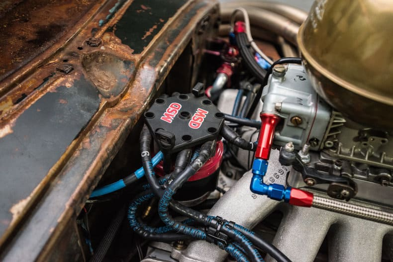 820 HP Chevrolet Rat Rod Pickup Truck