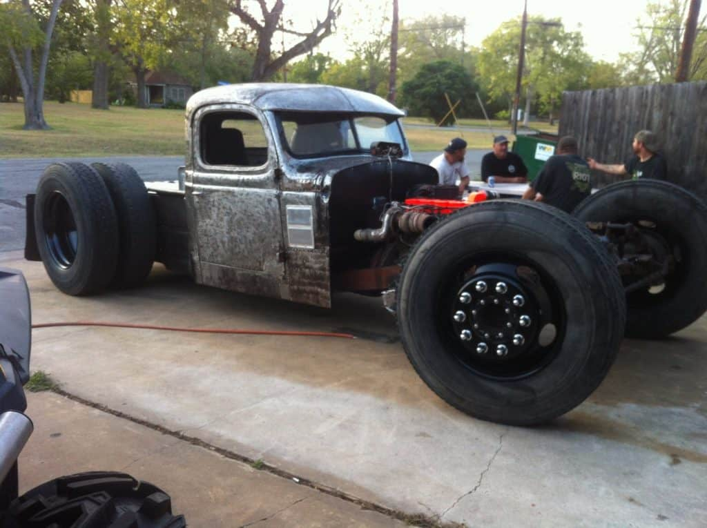 South Texas Performance Rat Rod