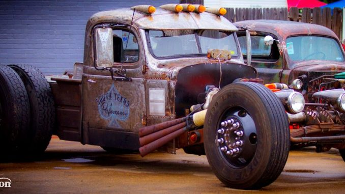 South Texas Performance Rat Rod Feature