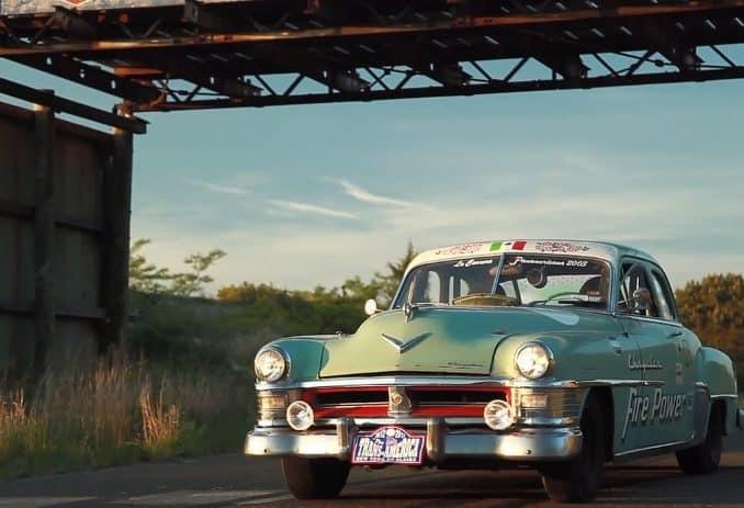 1951 Chrysler Rally Car