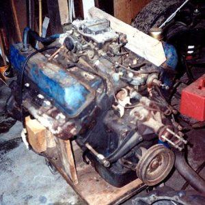 FE block 352 CID Engine