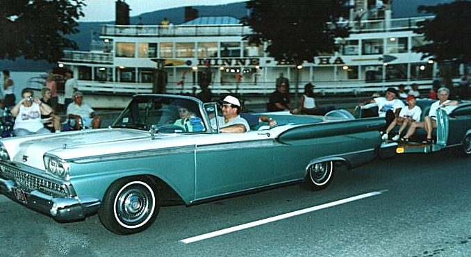 1959 Ford Galaxie 500 Convertible