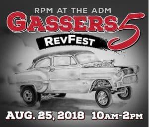 Gassers 5: RevFest! @ Automobile Driving Museum   El Segundo   CA   United States