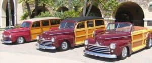 Woodies Picnic and Car Show @ Automobile Driving Museum | El Segundo | CA | United States