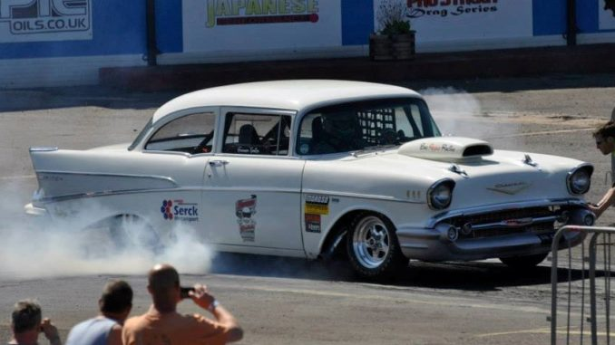 Bad Apple Racing 1957 Chevy