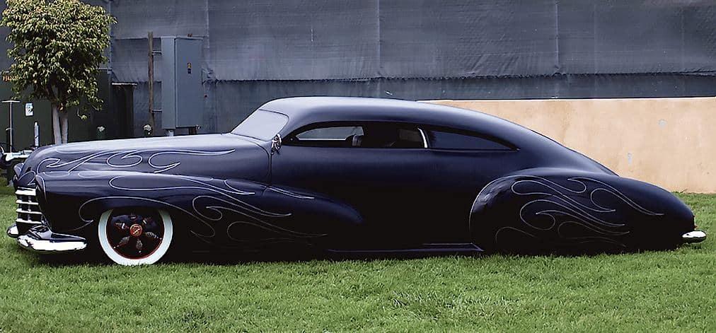 Barry Weiss' Cowboy Cadillac