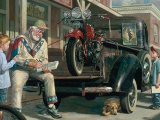 The Artwork of Bob Byerley