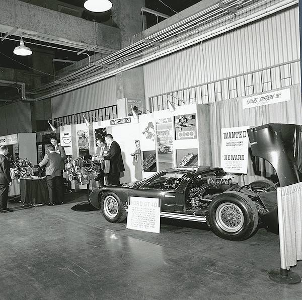 First Annual SEMA Show - 1967 at Dodger Stadium in Los Angeles