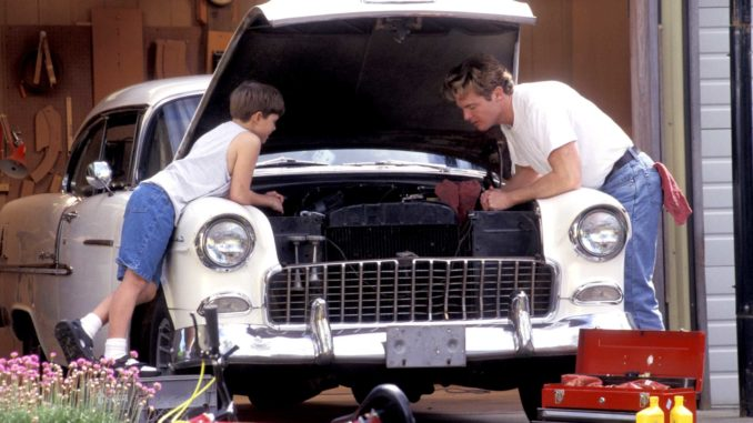 From Father to Son: Automotive Advice and Life Lessons