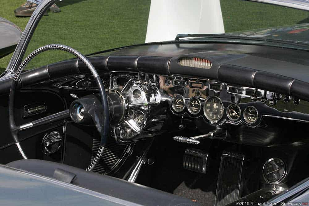 Harley Earl's Legendary 1951 LeSabre Dream Car