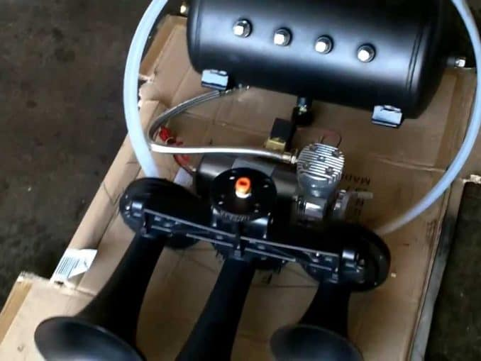 How To Install a Train Horn