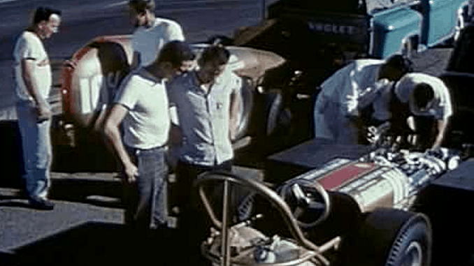 Ingenuity in Action 1958 NHRA Hot Rod Film