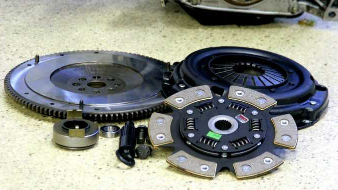 Manual Clutch Set