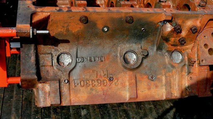 Mopar Engine Block Numbers