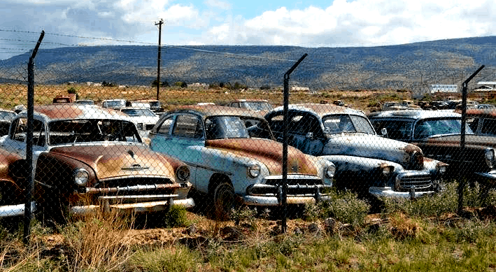 Project Cars, Trucks and Salvage Vehicles For Sale