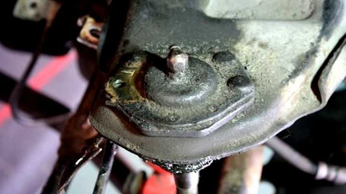 Replace Ball Joints