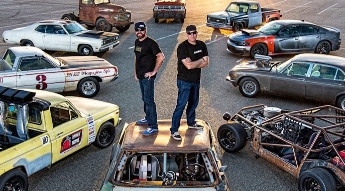 Roaskill Show - HOT ROD Magazine
