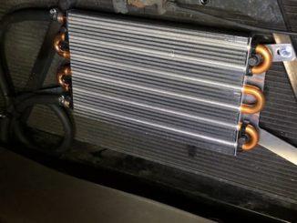 Transmission Cooler Install