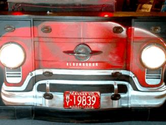 Car Furnirure by Repurposed Designs