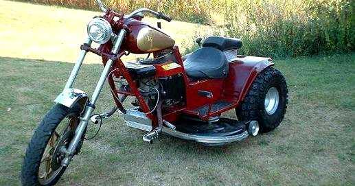 Gary Dougherty's Farmer's Chopper