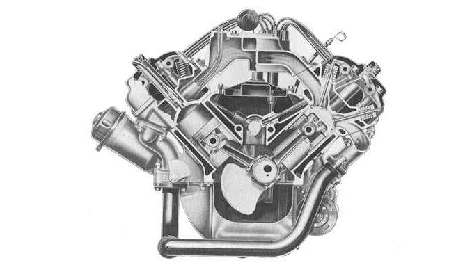 The Iconic HEMI Engine