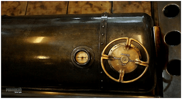 The Dreise Steampunk Hot Rod