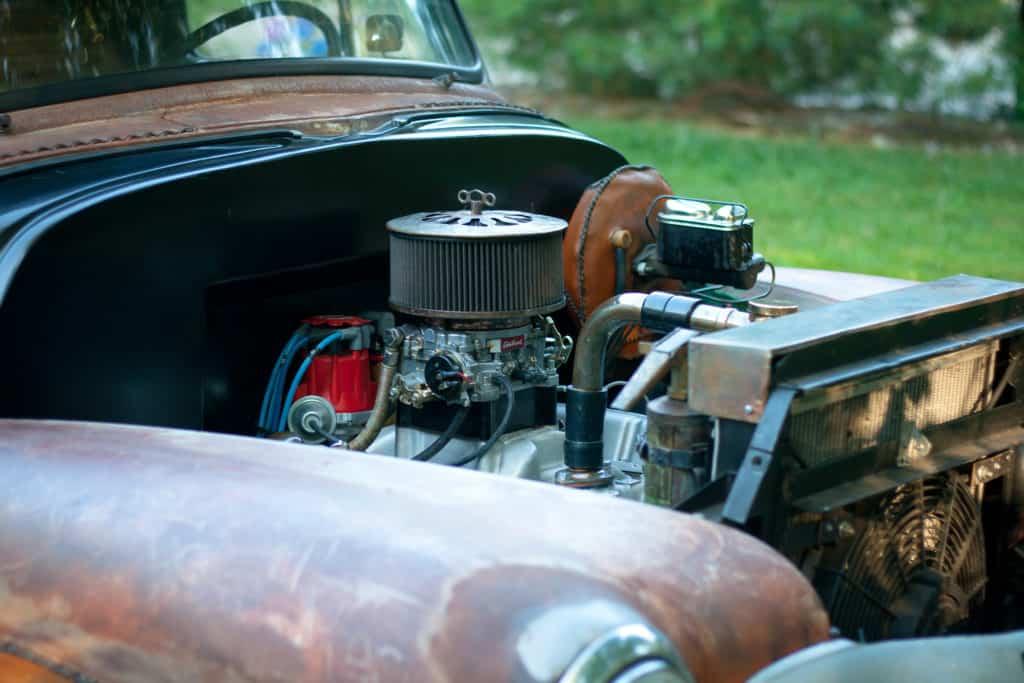 Rustarado - 1954 Chevrolet Rat Rod