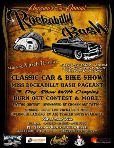 7th Annual AZ Rockabilly Bash @ AZ Rockabilly Bash   Peoria   AZ   United States