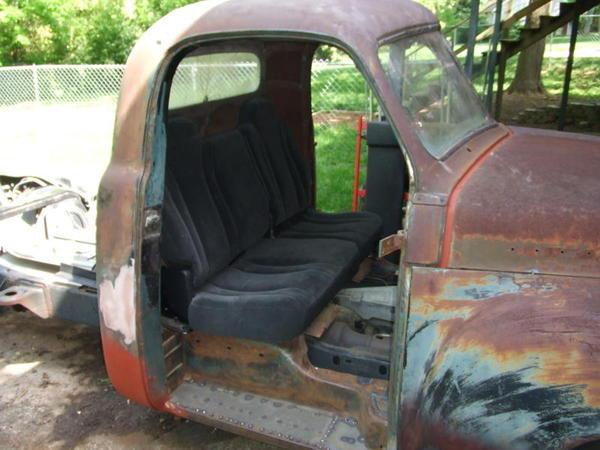 1949 Sudebaker 2R5 Pickup Truck Build 17