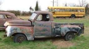 1949 Sudebaker 2R5 Pickup Truck