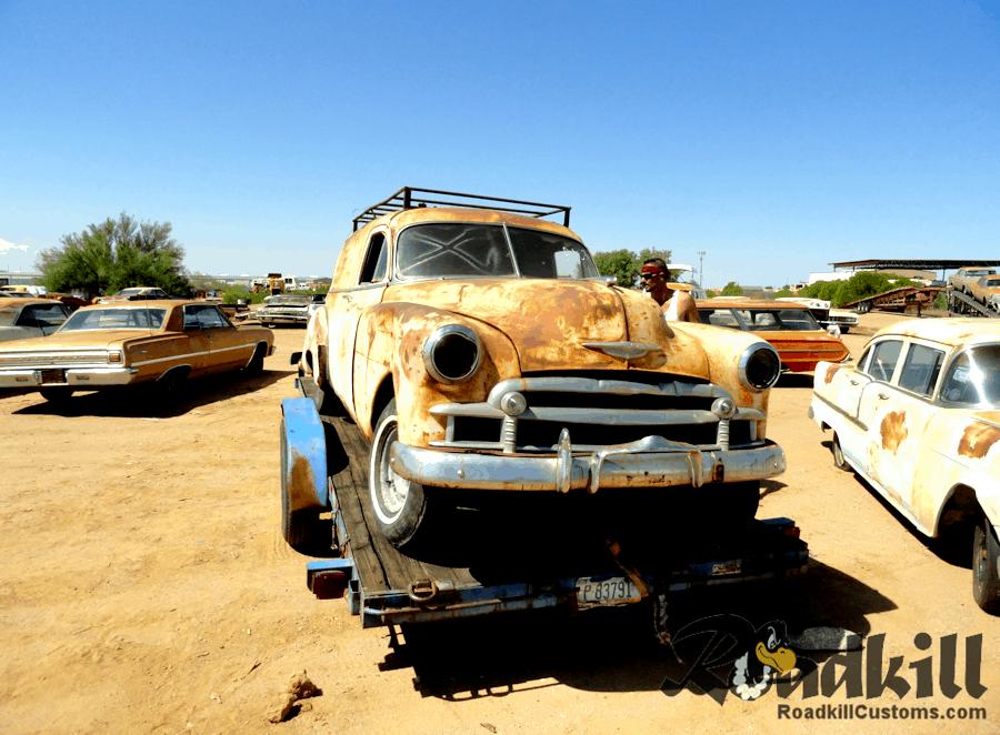 Berühmt 1950 Chevy Truck Rahmen Swap Bilder - Benutzerdefinierte ...
