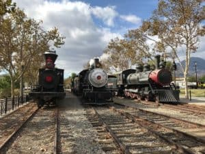 Steam Railfest 2018 @ Fillmore & Western Railway | Fillmore | CA | United States