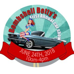 Bombshell Betty's FIRST Annual Car Show @ VFW Post 3552, Palmdale | Palmdale | CA | United States