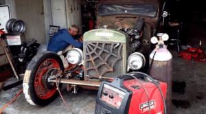 Hot Rod Metal Work and Welding