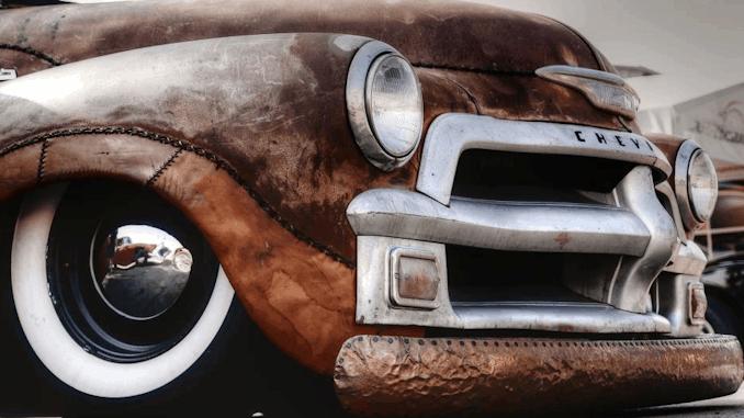 Rustarado - 1954 Chevrolet Rat Rod Truck