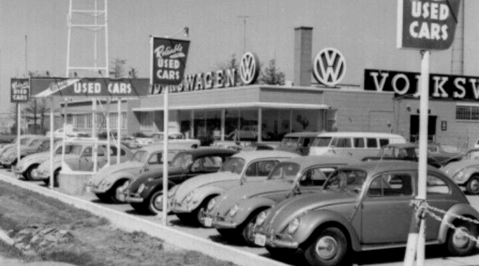 Volkswagen Project Cars and Donor Vehicles