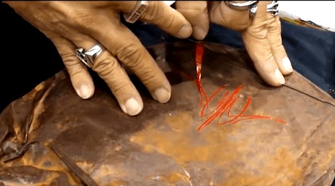 Von Hot Rod Pinstriping