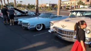 Cadillac Through The Years Car Show @ Town Square Las Vegas | Las Vegas | NV | United States