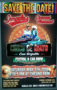 Cinco de Mayo con Orgullo Festival and Car Show @ Chicano Park | San Diego | CA | United States