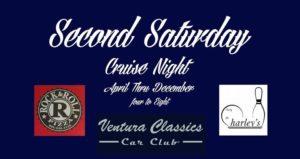 Second Saturday Cruise Night