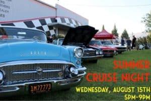 7th Annual Summer Cruise Night @ California Car Cover | Chatsworth | CA | United States