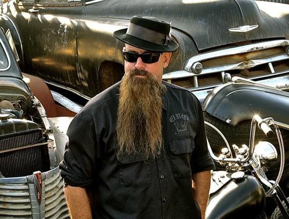 Brother JD of El Reys Garage
