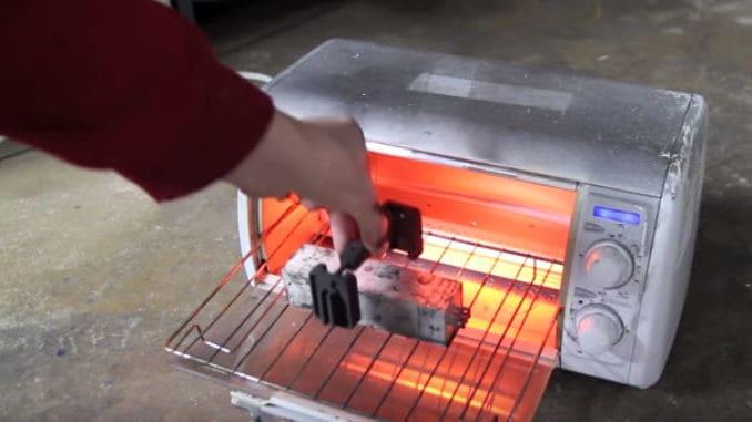 DIY Powder Coating at Home