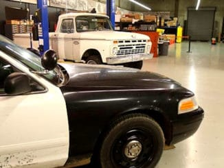 How To Chassis Swap an F-100 Pickup with a Cop Car